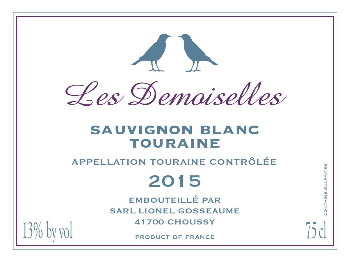 Les Demoiselles Label 2015